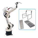 Buy cheap 6 AXIS TIG / MIG / Pinch Welder Industrial Welding Robots Arc Welding Robotic Arm from wholesalers