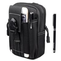Buy cheap 1680D Nylon Belt Loop Utility Tactical Travel Pouch Waist Pocket For Cellphone from wholesalers
