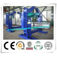 Buy cheap Chain Type Turning H Beam Welding Machine Half Automatic 4 Tons Chain Tilter from wholesalers