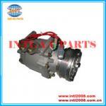 Buy cheap 38810P2FA01 SANDEN NO.TRS090-3062 4pk auto A/C COMPRESSOR pump with 107MM for HONDA CIVIC HONDA CRV 1994-2000 from wholesalers