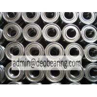 6411 open zz 2rs Deep groove ball bearing 55X140X33mm chrome steel deo bearing factory Manufactures