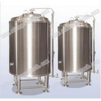 2000L polished stainless steel bright beer tank Manufactures