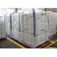 Buy cheap PP FIBC 2 Ton Jumbo Bags , Fibc Big Bag  With Four Loops 10'' High / Fully Belted from wholesalers