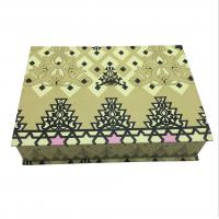 Buy cheap Art Paper Custom Clothing Packaging Boxes , Folding Apparel Gift Boxes from wholesalers