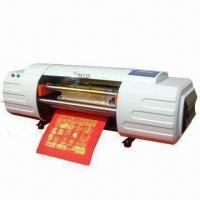 Buy cheap Plateless Hot Stamping Machine, Can Save Time and Energy, Convenient to Use from wholesalers