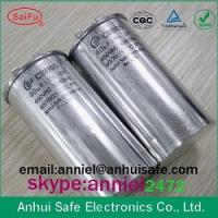 Wholesale 40uf 60uf 450v AC Motor Run air conditioner compressor Capacitor from china suppliers