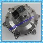 DIN43650A 3 inch Diaphragm PulseValve CA76MM 010-305 DC24V Manufactures