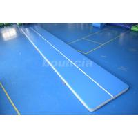 Buy cheap Indoor And Outdoor Gymnastics Air Track / Inflatable Gym Mattress from wholesalers