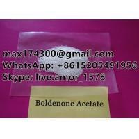 Buy cheap legal Raw Boldenone Steroids Boldenone Acetate Powder CAS 2363-59-9 For Bodybuilding from wholesalers