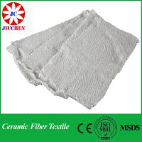Buy cheap ceramic fiber cloth with stainless steel  for refractory from wholesalers