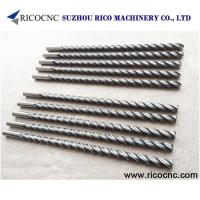 Buy cheap Long Foam Cutting Tools EPS Foam Milling Router Bits Ball End and Flat End from wholesalers