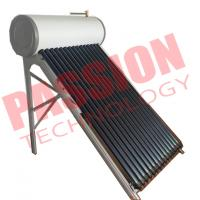 Buy cheap Anti Freezing Heat Pipe Solar Water Heater With Intelligent Controller from wholesalers