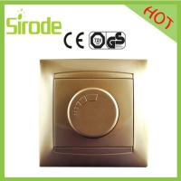 Buy cheap Rotary Light Adaptor Wall Dimmer Switch from wholesalers