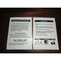 Buy cheap Card Reader Cleaning Cards from wholesalers