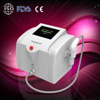 Buy cheap Portable Fractional Rf Microneedle machine With Rf Roller Vacuum For skin lifting from wholesalers