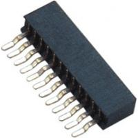 Wholesale Female Header Connector 1.0mm Picth H=3.7mm Single / Dual Row from china suppliers