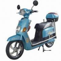 Buy cheap Electric Scooter with 48V/12Ah Lead-acid Battery, 48V/350W Motor, 35kph Maximum Speed from wholesalers