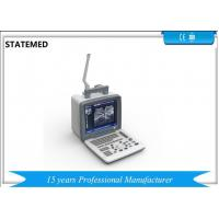 Buy cheap Black White Portable Ultrasound Scanner Equipment For Obstetrics / Gynecology from wholesalers