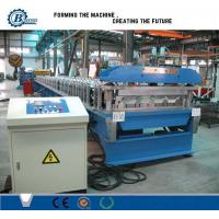 Wholesale High Precision Corrugated Metal Roofing Panels Roll Forming Machine from china suppliers