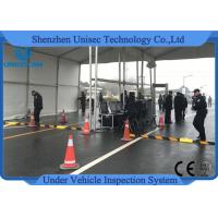 Buy cheap ISO9001 Portable Under Vehicle Surveillance System RS232 / RS422 Communication interface from wholesalers