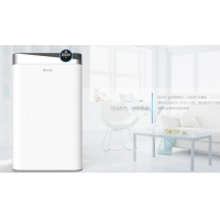 Wholesale Olansi K08E 220V HEPA App Controlled Air Purifier With Humidity from china suppliers