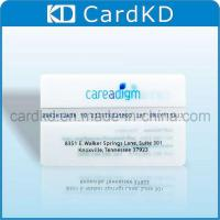 Buy cheap Transparent Business Card (KD0182) from wholesalers