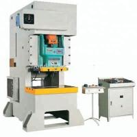 Buy cheap Fully Automatic Metal Punch Die , High Speed Fin Press Machine With Low Noise from wholesalers