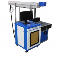 Buy cheap Leather CO2 Laser Marking Machine from wholesalers