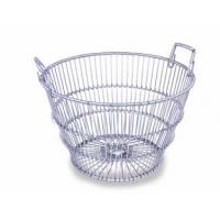 Buy cheap Galvanized wire clam basket,wholesale wire egg basket,factory price from wholesalers