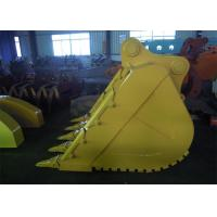 Buy cheap Professional DH380 Excavator Rock Bucket , Heavy Equipment Buckets from wholesalers