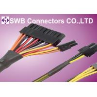 Buy cheap Single / Double Row Wire Harness Assembly 3.0mm pitch for automobile from wholesalers