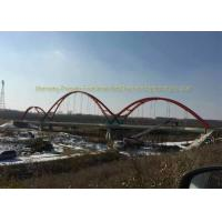 Quality Weather Proof Prefabricated Steel Bridges Z Shape Steel Purlin for sale