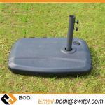 Buy cheap umbrella base plastic water tank sand tank from wholesalers