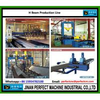 Wholesale H Beam Assembling & Welding & Straightening Machine from china suppliers