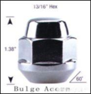 Buy cheap Open-end Wheel Nuts from wholesalers