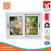 Buy cheap Powder Coated Double Glass Aluminum Interior Sliding Glass Windows In China from wholesalers