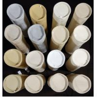 Buy cheap Acrylic PPS P84 PTFE fiberglass Polyester NOMEX dust filter bag from wholesalers