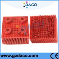 Buy cheap Nylon material bristle block for lectra cutter, lectra bristal 95*90*42mm from wholesalers