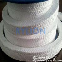 Buy cheap PTFE gland packing,white,any size and any length from wholesalers