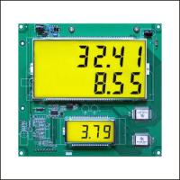 Buy cheap 3-5 V Fuel Dispenser LCD Display Board / Fuel Pump LCD Screen from wholesalers