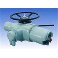 Buy cheap Electric modulating actuator SND-Z5--40 for gate valves from wholesalers
