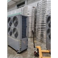 Wholesale 11-100KW Safety Hybrid Water Heater System , Hybrid Heat Pump Water Heater CE Certification from china suppliers