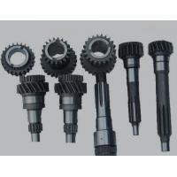 Buy cheap Printer And Textile Custom Precision Gears , Bronze Helical Gears  W / Pin from wholesalers