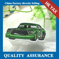 Buy cheap high quality embroidery badge iron on;custom embroidery patch;embroidery patch for clothing from wholesalers