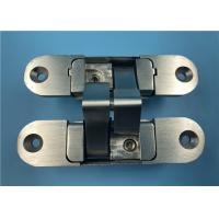 Buy cheap Heavy Duty 3D Adjustable Concealed Hinges With Stainless Steel Connecting Arm from wholesalers