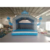 Buy cheap Small Size Space  Commercial Bounce House UV Resistance Soft  With Repair Kit from wholesalers