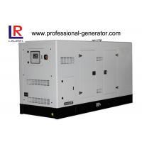 Buy cheap High Performance 125kVA Silent Diesel Generator Set with Cummins Engine from wholesalers