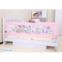 Buy cheap Modern Safety Portable Bed Guard Rails For Toddlers With Cartoon Picture from wholesalers