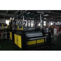 SLW Series Double layer High Speed LLDPE LDPE Cast Film Making  Machine  For Packing Manufactures