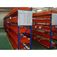 Buy cheap Durable cold rolled steel light duty shelving with spray powder finished from wholesalers